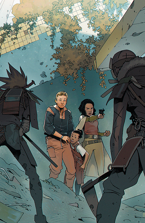 Firefly_030_Cover_A_Main BOOM! Studios June 2021 Solicitations