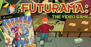 Futurama-300x157 Futurama: The Video Game