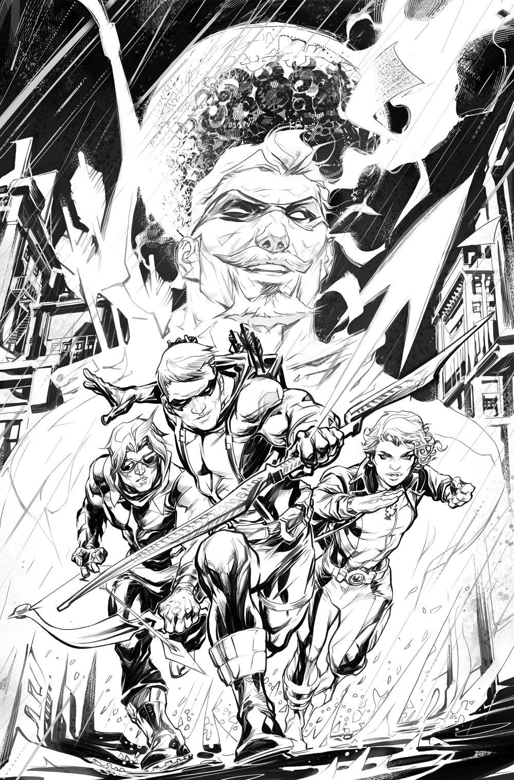 GA80Porter DC Comics June 2021 Solicitations
