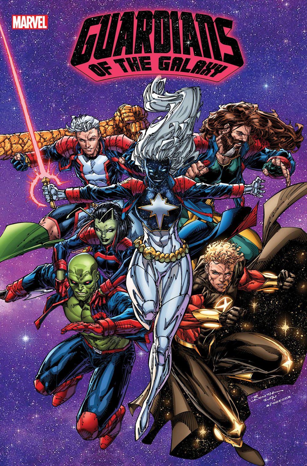 GARGAL2020015_cov Marvel Comics June 2021 Solicitations