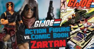 GI-Joe-300x157 G.I. Joe Action Figure VS. Comic Book: Zartan