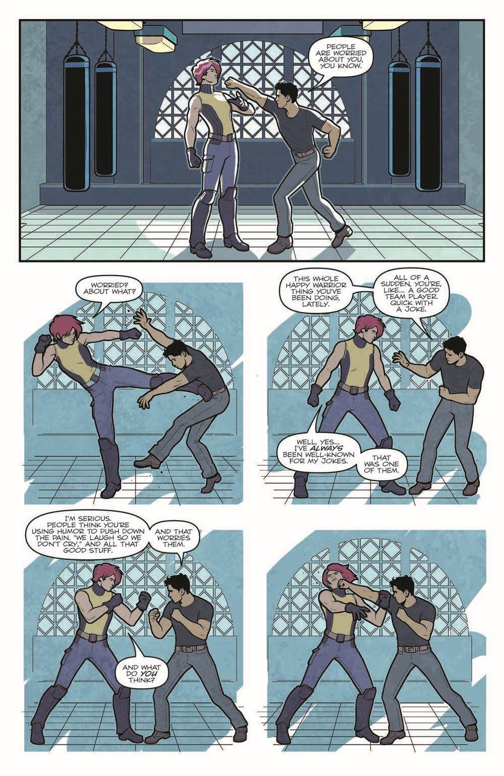 GIJoe_CastleFall-pr-3 ComicList Previews: G.I. JOE CASTLE FALL #1