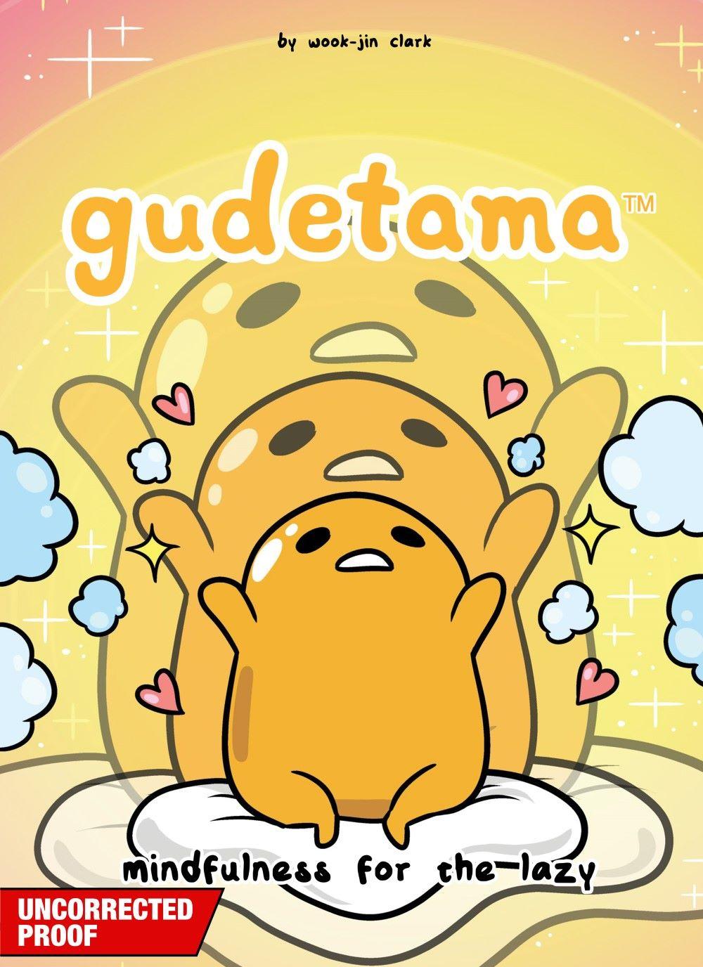GUDETAMA-V4-MARKETING-01 ComicList Previews: GUDETAMA MINDFULNESS FOR THE LAZY HC