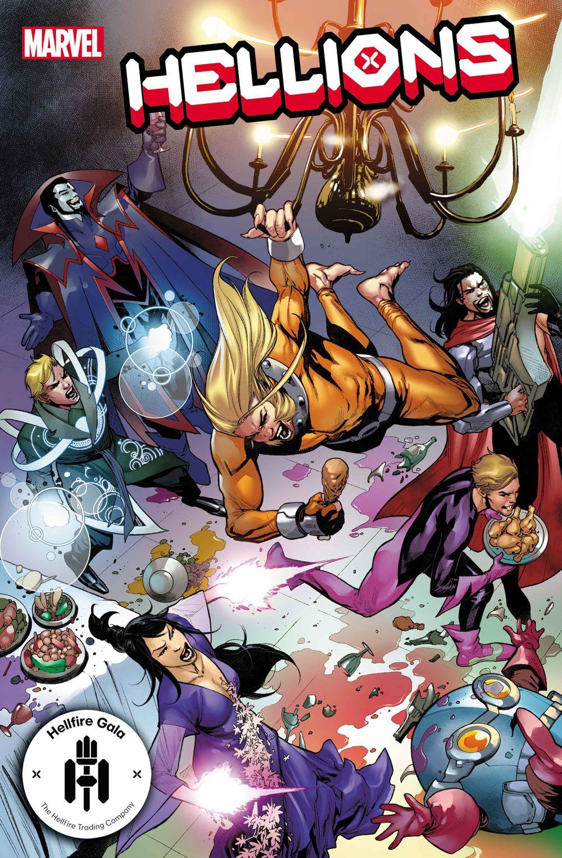 HELLIONS2020012 Marvel Comics June 2021 Solicitations
