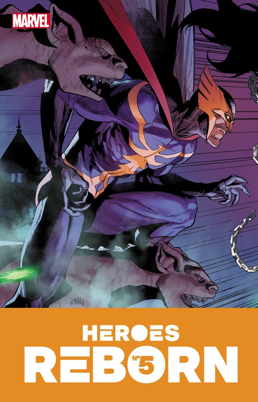 HEROESREBORN2021005_COV Marvel Comics June 2021 Solicitations