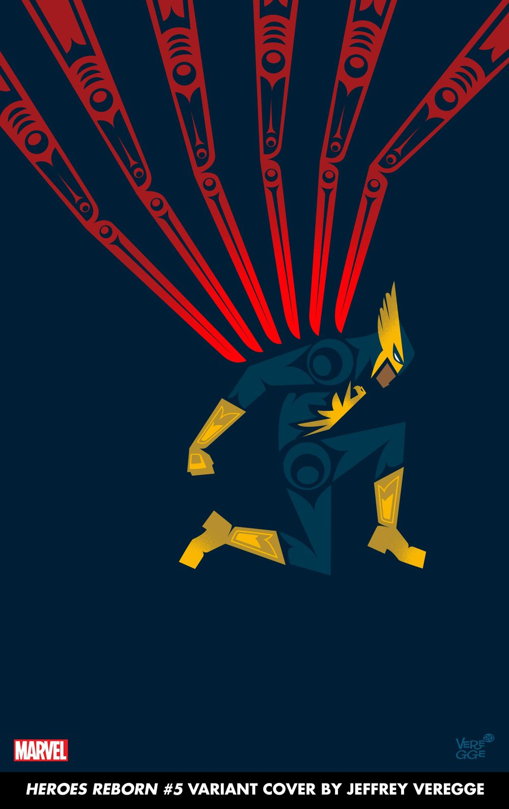 HEROESREBORN2021005_Veregge Marvel unleashes the final Jeffrey Veregge HEROES REBORN variant covers