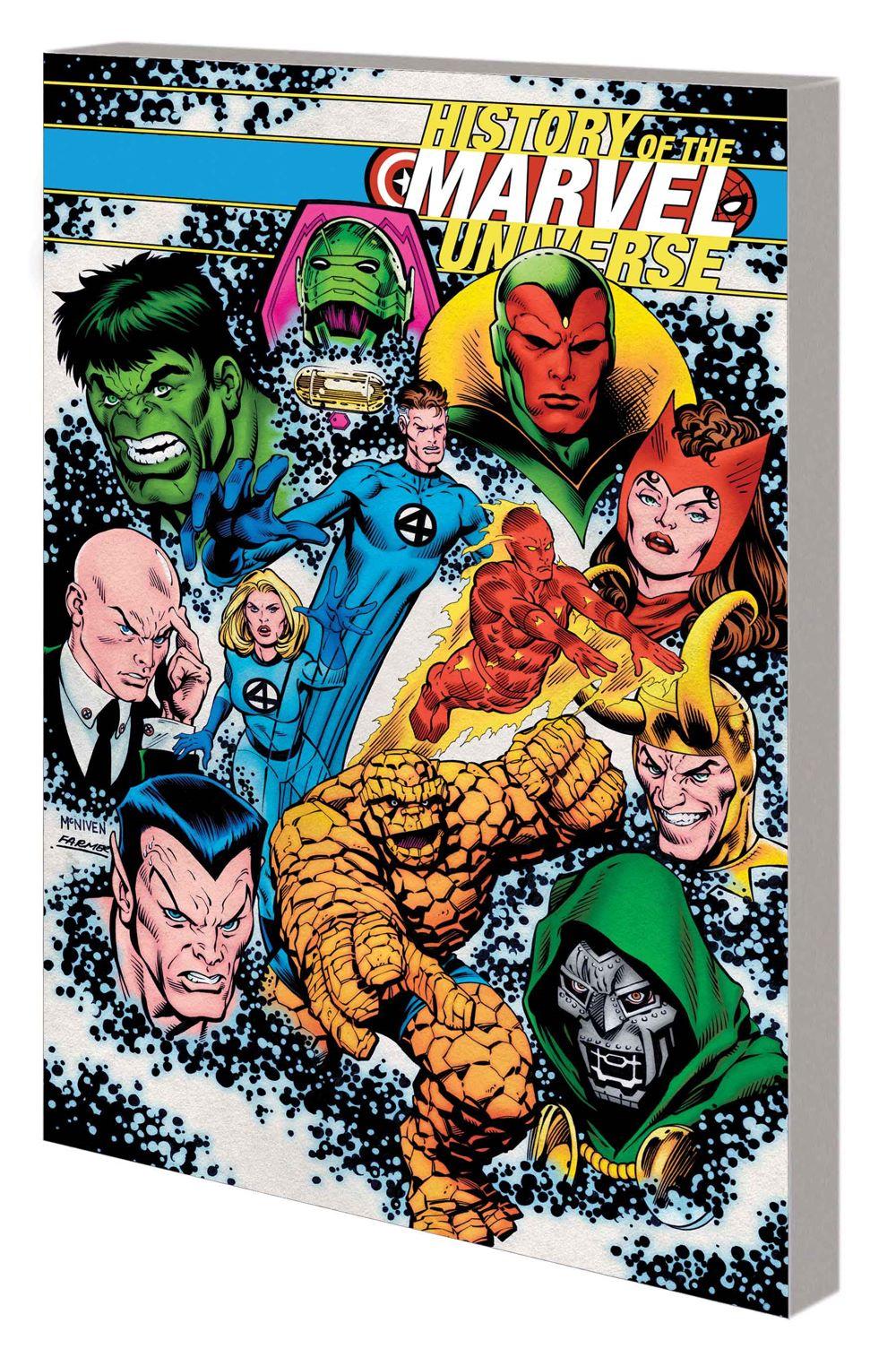HISTORY_OF_MARVEL_TPB Marvel Comics June 2021 Solicitations
