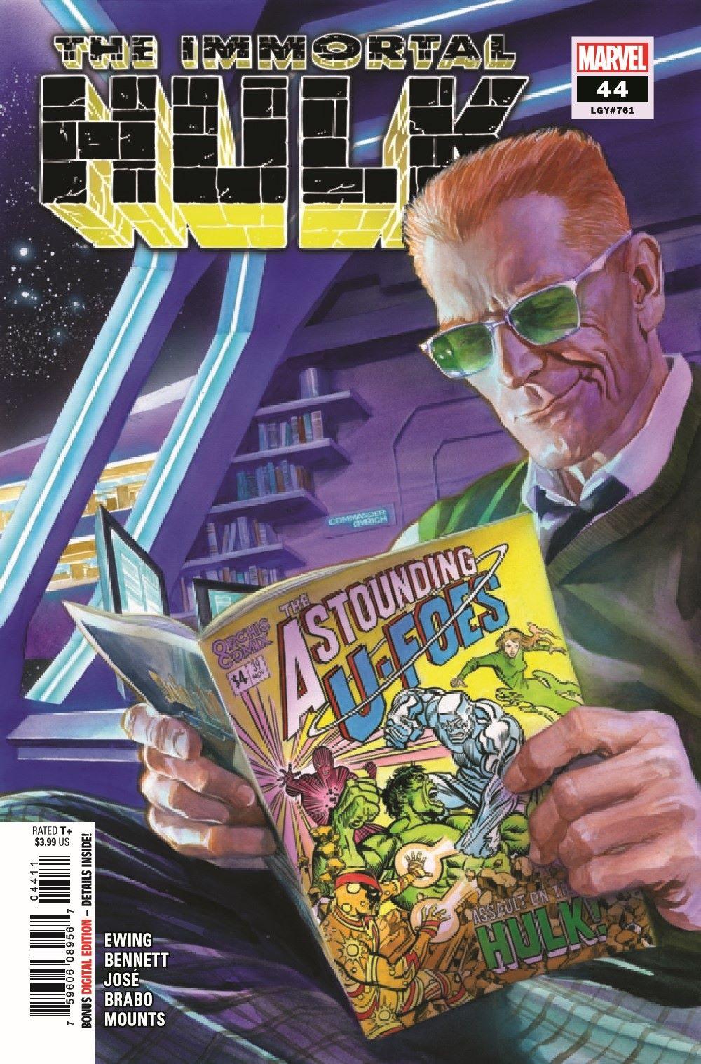 HULK2018044_Preview-1 ComicList Previews: THE IMMORTAL HULK #44