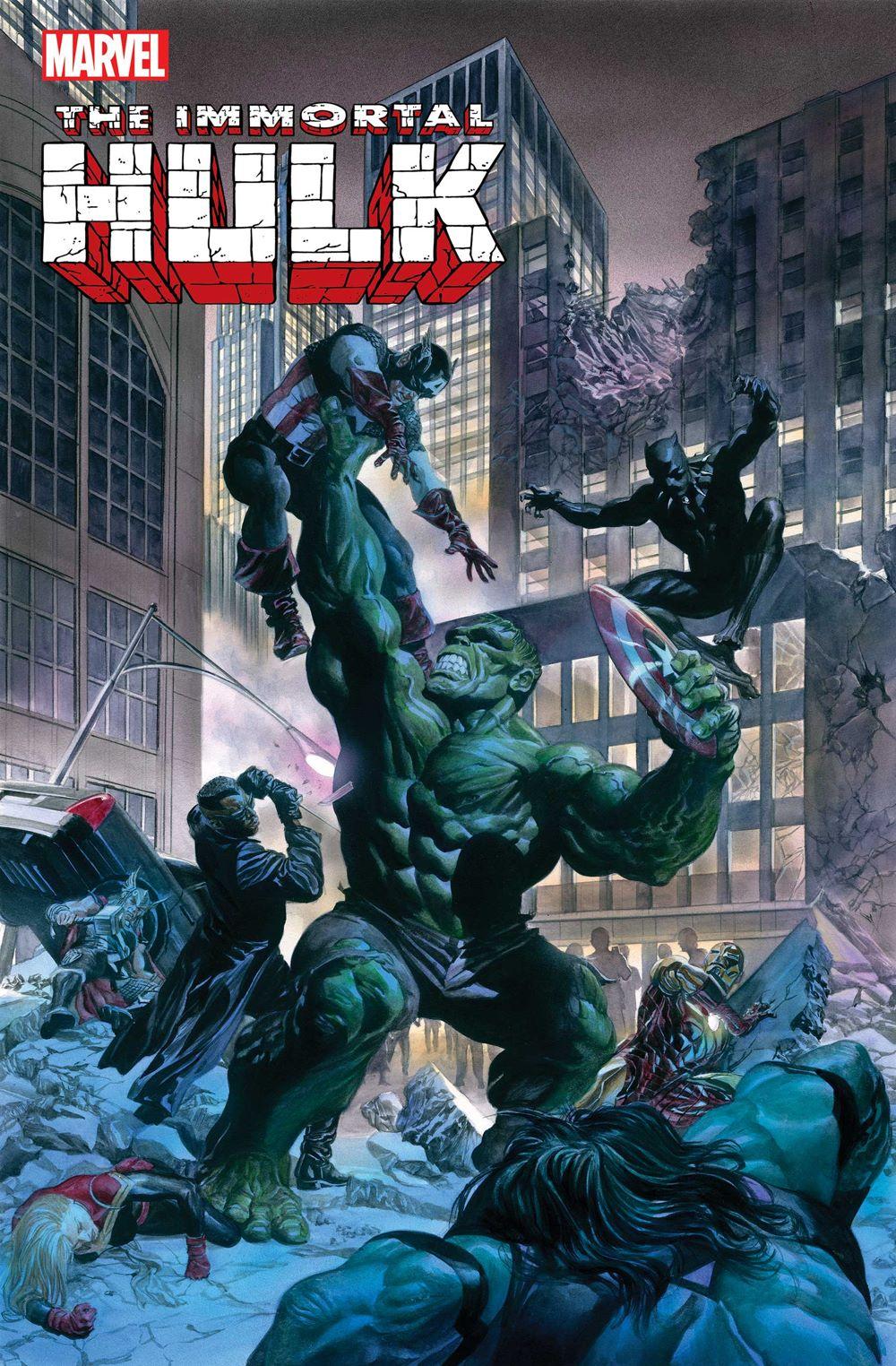 HULK2018047_cvr Marvel Comics June 2021 Solicitations