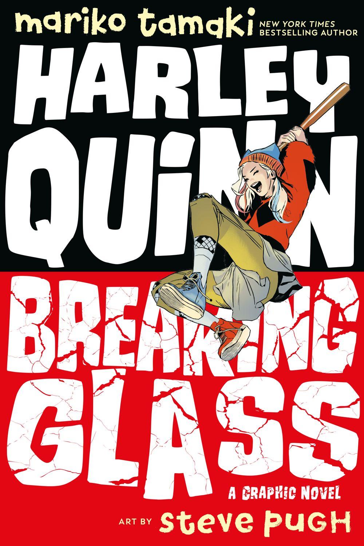 Harley-Quinn-Breaking-Glass DC Comics June 2021 Solicitations