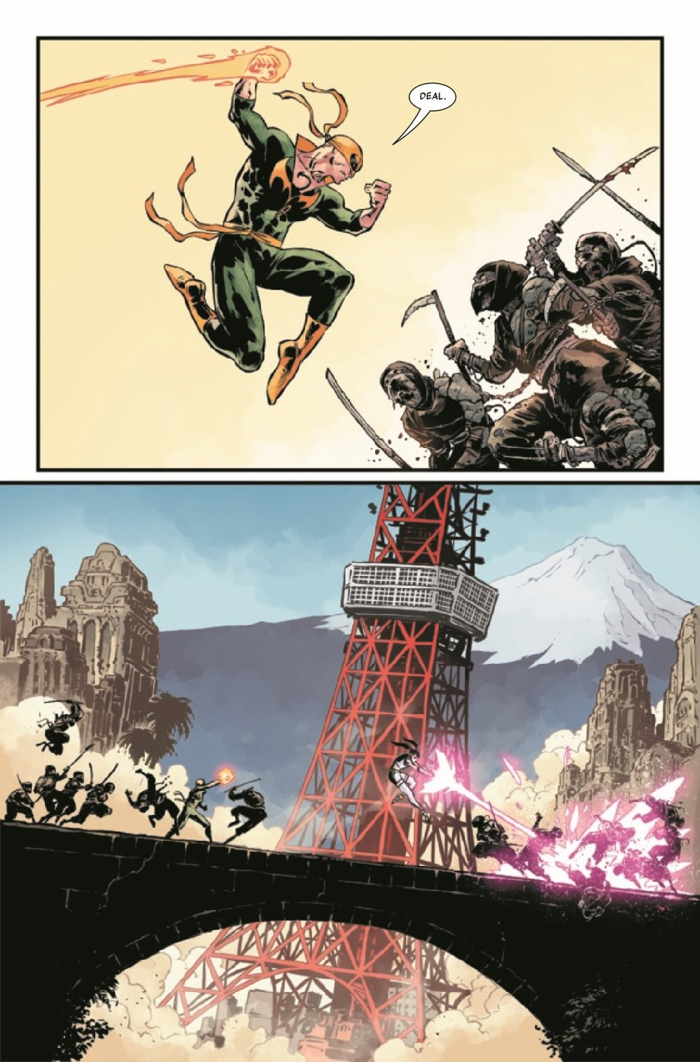 IRONFISTHOD2021003_Preview-6 ComicList Previews: IRON FIST HEART OF THE DRAGON #3 (OF 6)