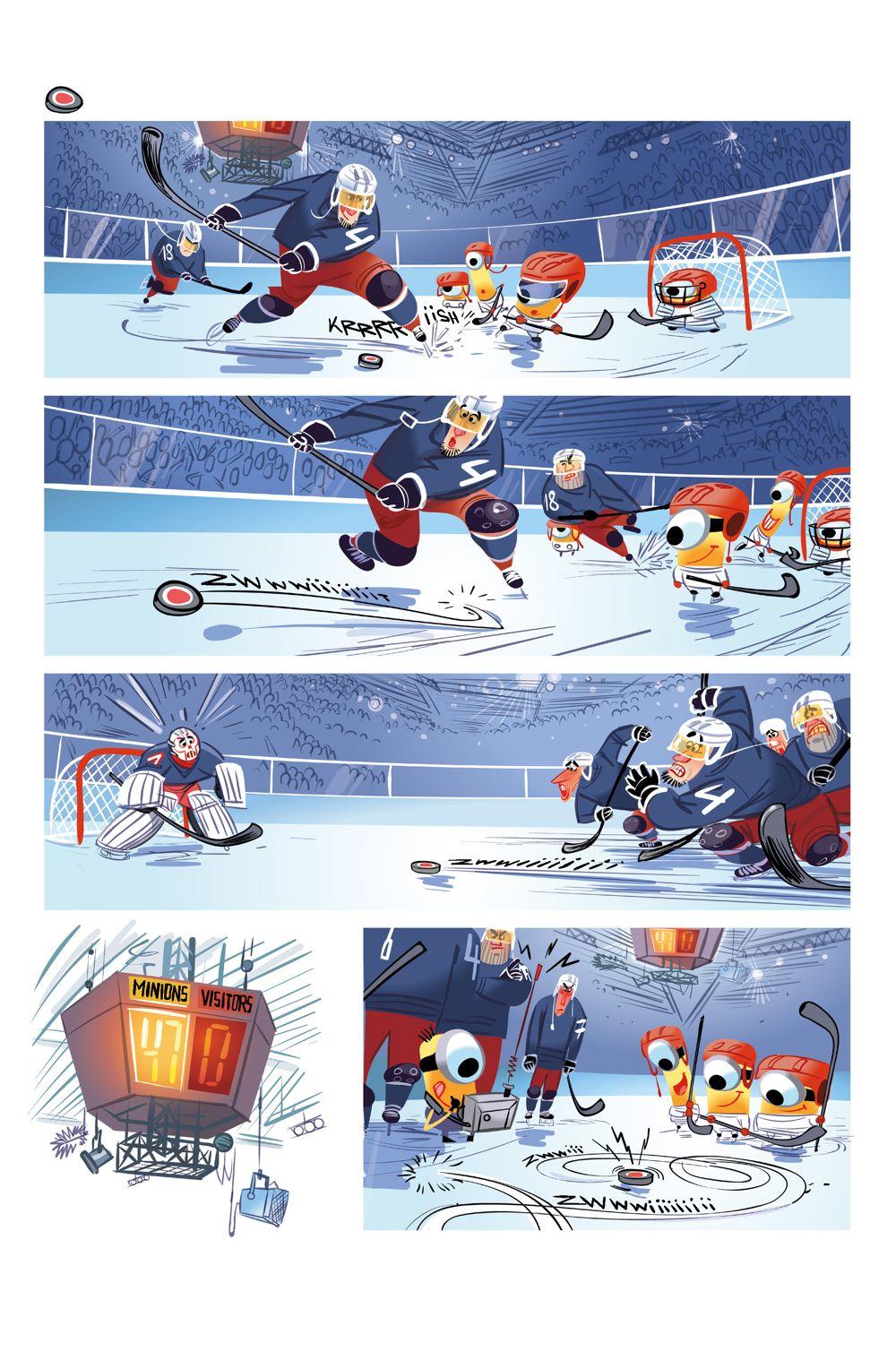 Interiors-Minions-Sports-1-Full-PDF-2_Page_2 ComicList Previews: MINIONS VOLUME 5 SPORTS #1