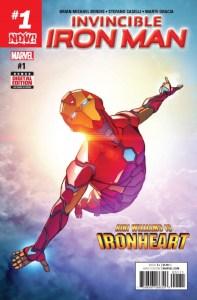 Iron-Man-1-2017-197x300 Hottest Comics 3/18: ROM, Ironheart, & Domino on the Rise