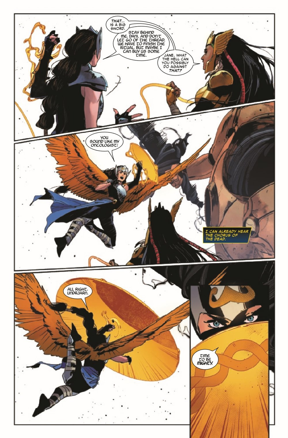KIBVALKYRIESRET2021004_Preview-3 ComicList Previews: KING IN BLACK RETURN OF THE VALKYRIES #4 (OF 4)