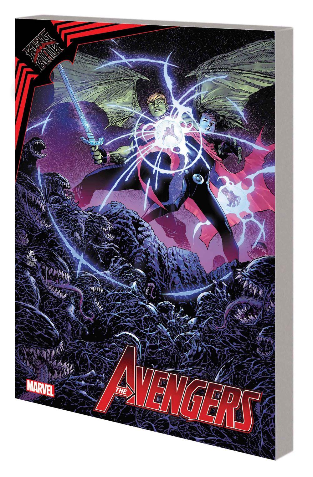 KIB_AVENGERS_TPB Marvel Comics June 2021 Solicitations