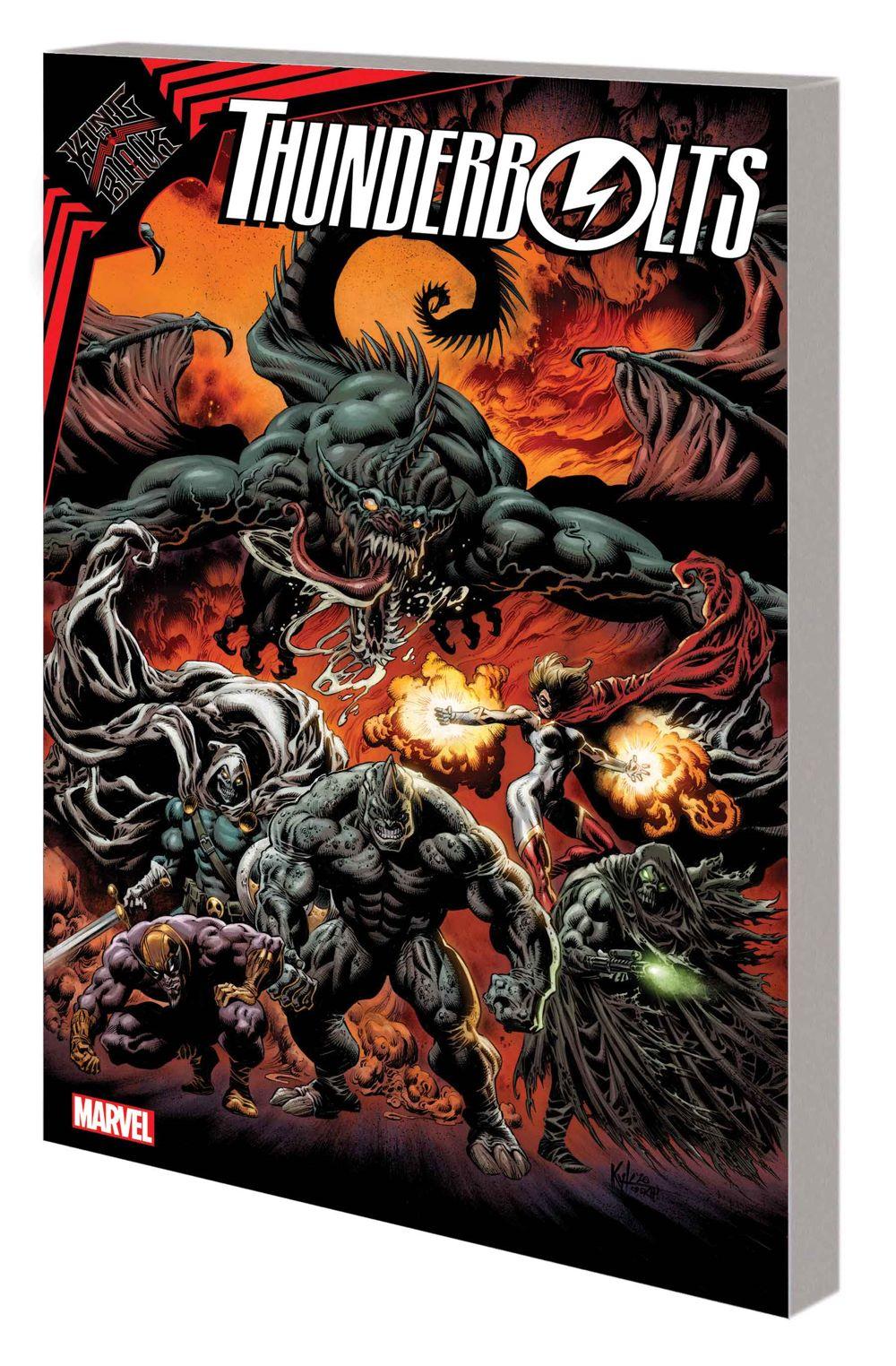KIB_TBOLTS_TPB Marvel Comics June 2021 Solicitations