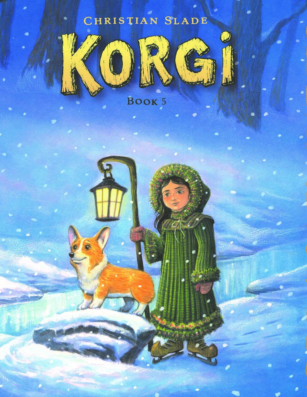 Korgi-Book-05_COV ComicList Previews: KORGI VOLUME 5 END OF SEASONS GN