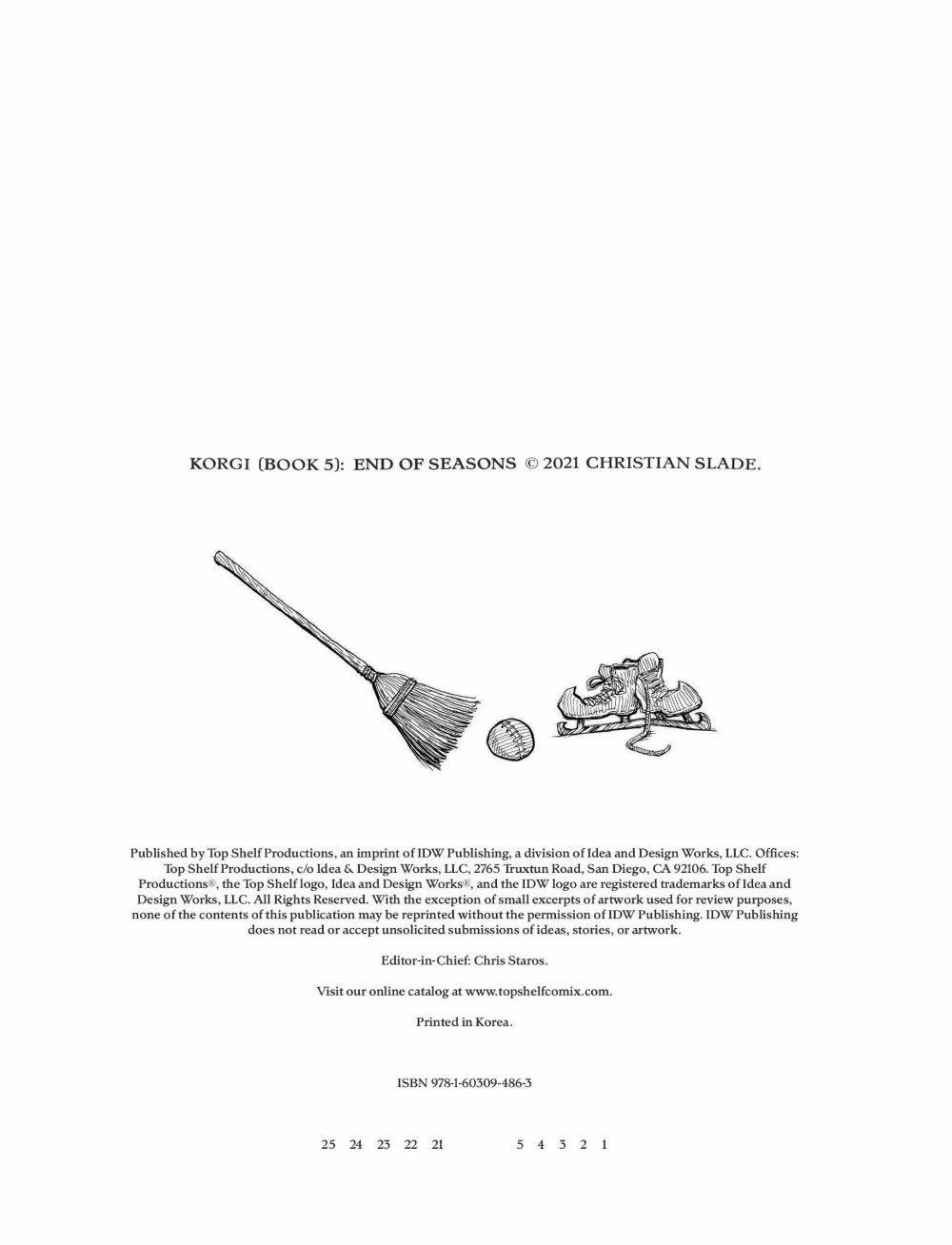 Korgi-Book-05_pr-2 ComicList Previews: KORGI VOLUME 5 END OF SEASONS GN