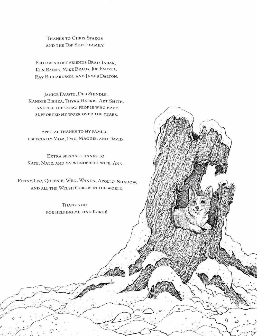 Korgi-Book-05_pr-3 ComicList Previews: KORGI VOLUME 5 END OF SEASONS GN