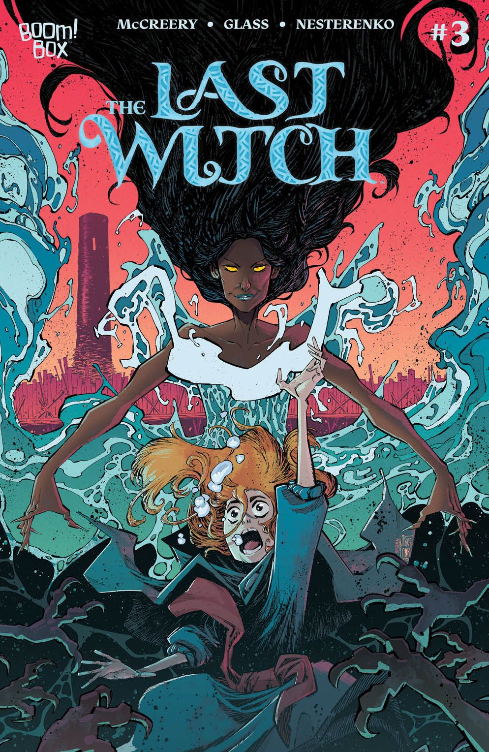 LastWitch_003_Cover_B_Variant ComicList Previews: THE LAST WITCH #3 (OF 5)