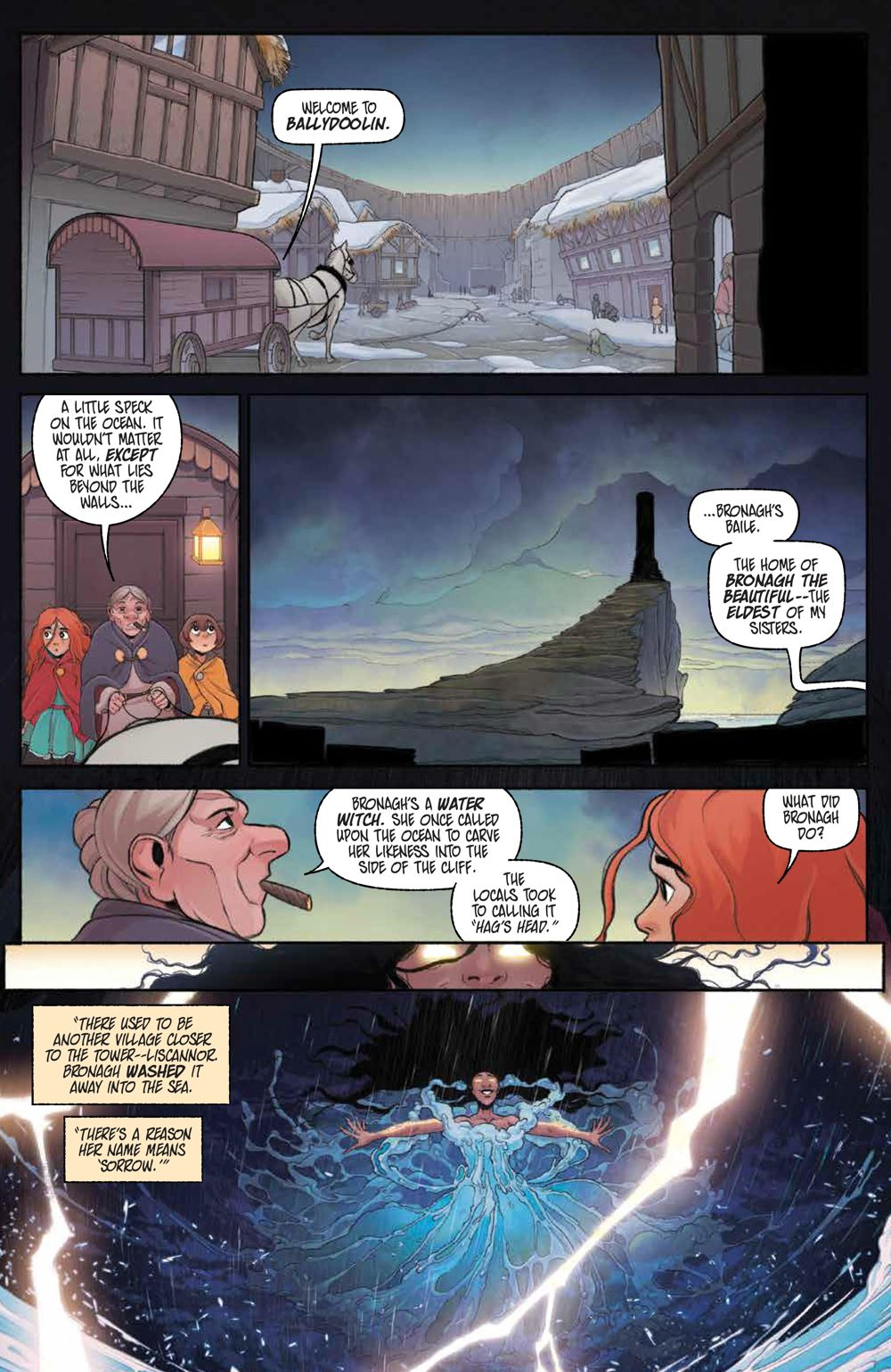 LastWitch_003_PRESS_3 ComicList Previews: THE LAST WITCH #3 (OF 5)