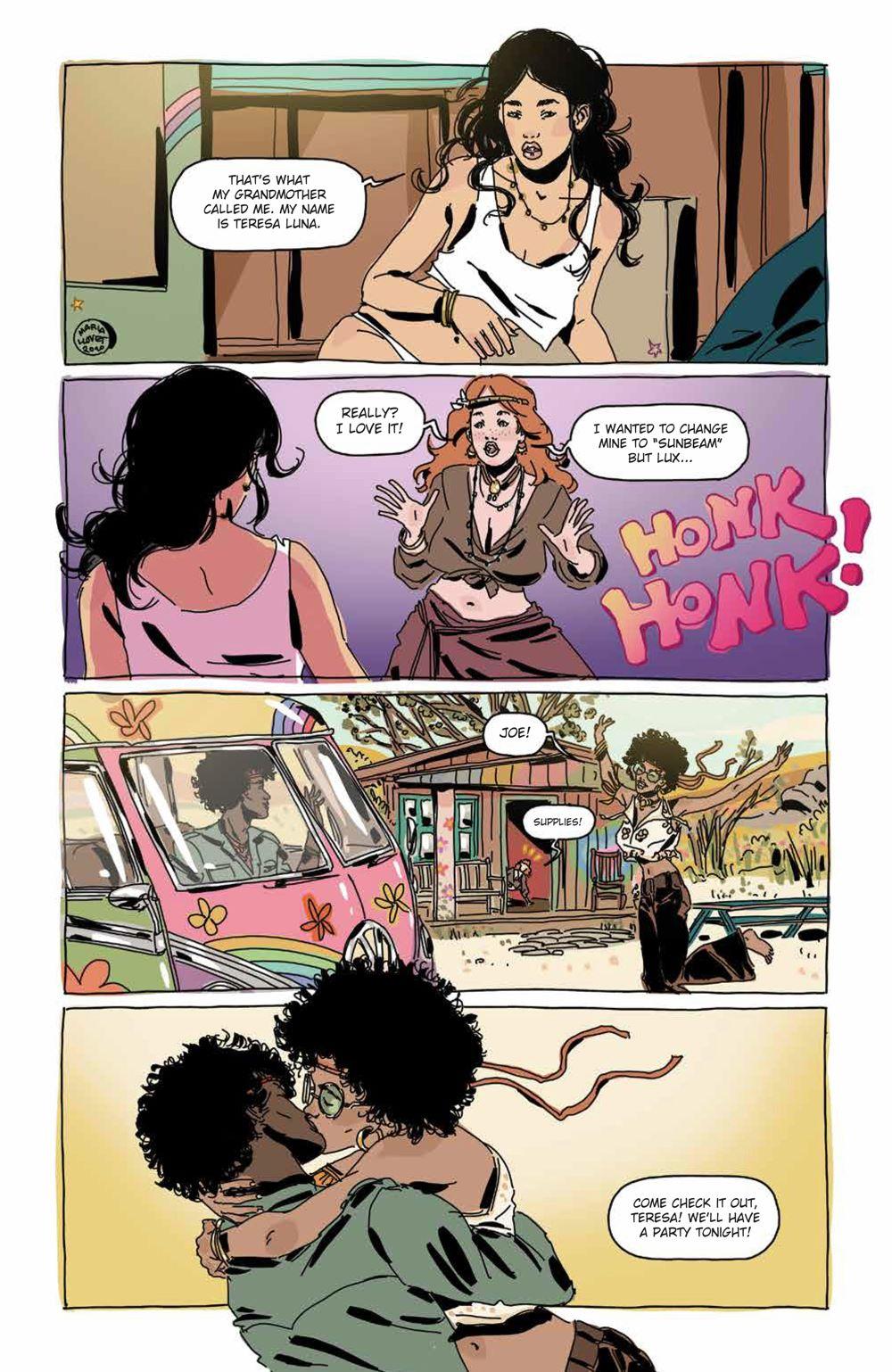 Luna_002_PRESS_7 ComicList Previews: LUNA #2 (OF 5)