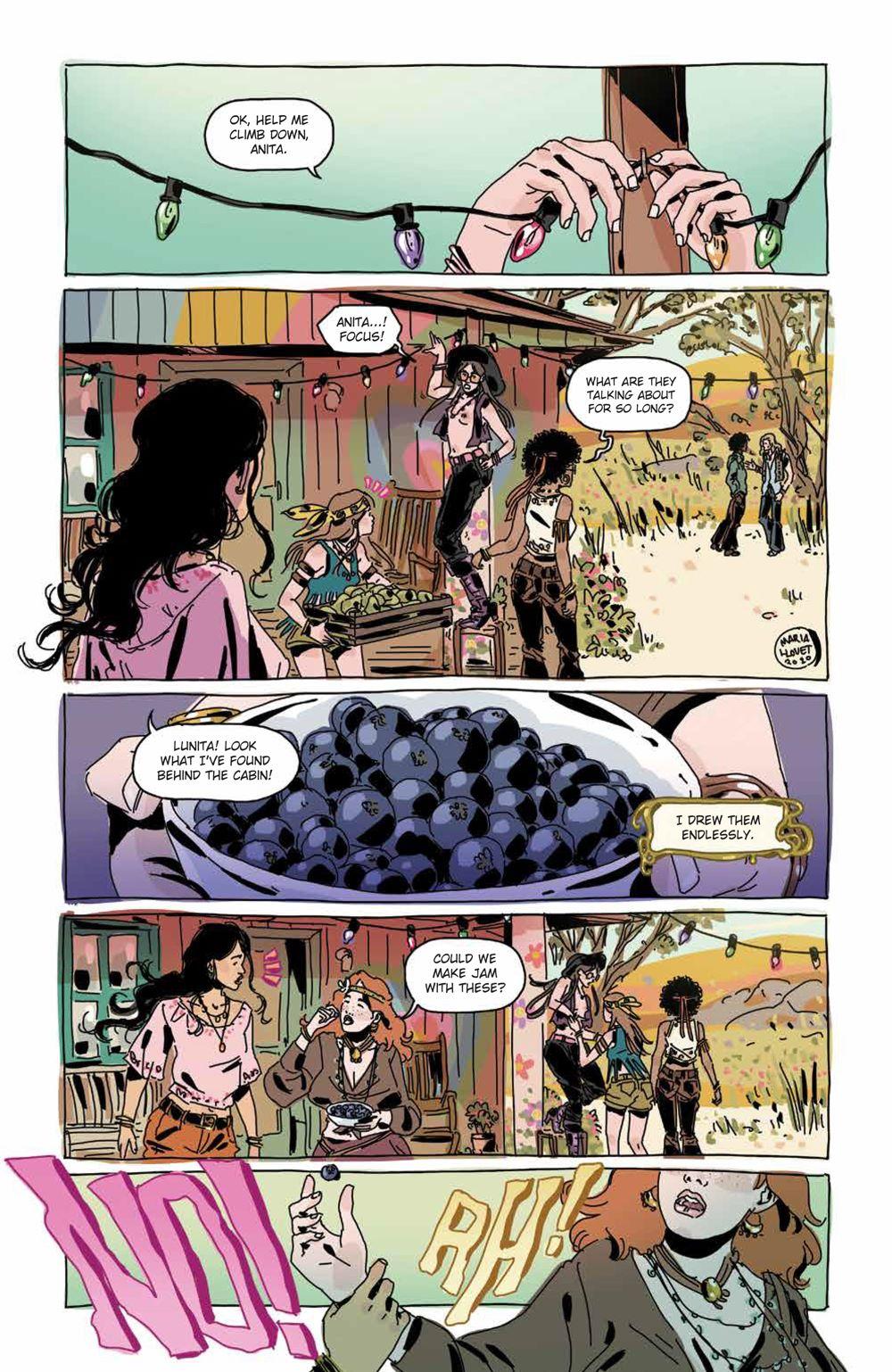 Luna_002_PRESS_8 ComicList Previews: LUNA #2 (OF 5)