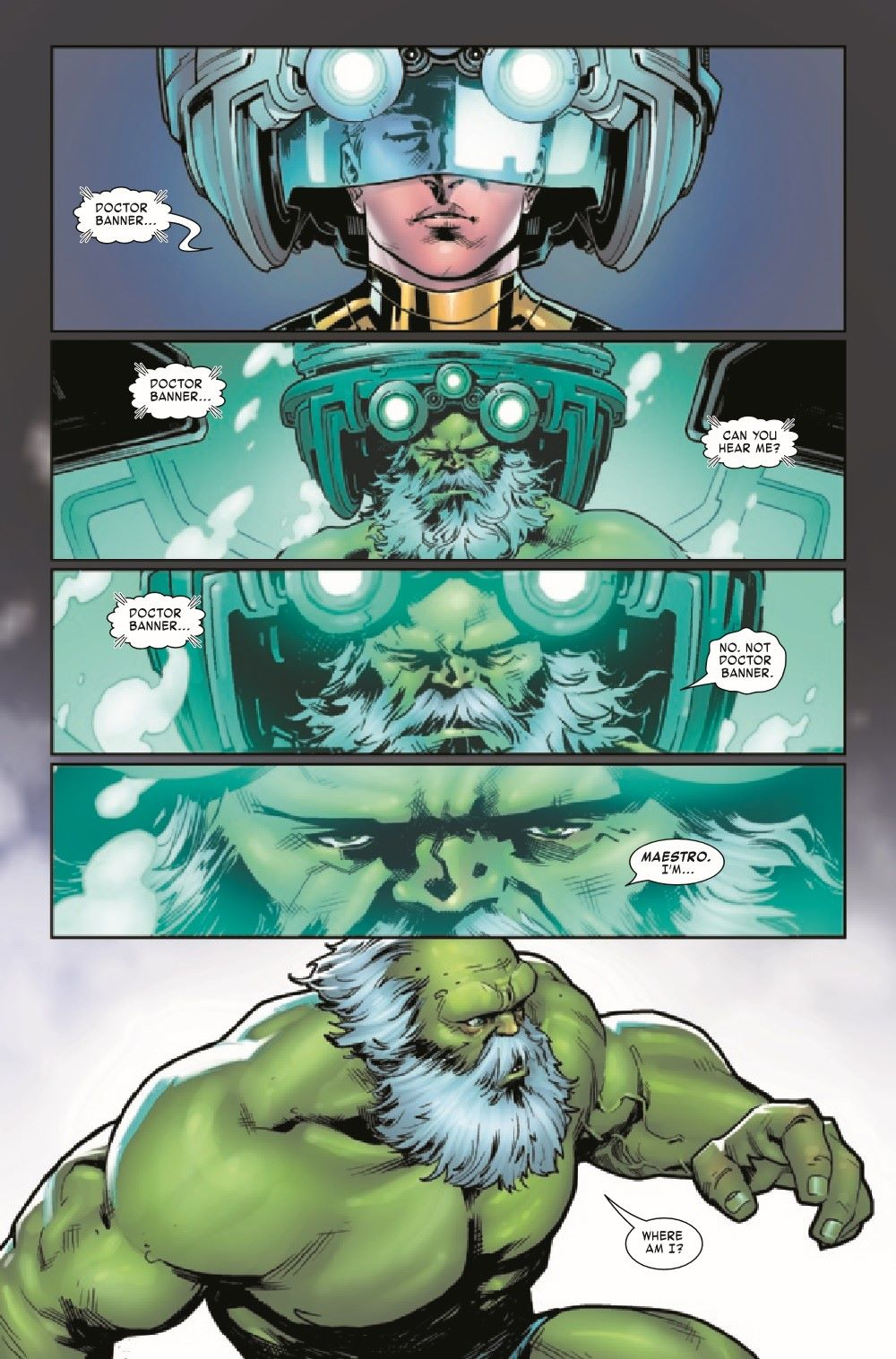 MAESTROWAP2021003_Preview-4 ComicList Previews: MAESTRO WAR AND PAX #3 (OF 5)