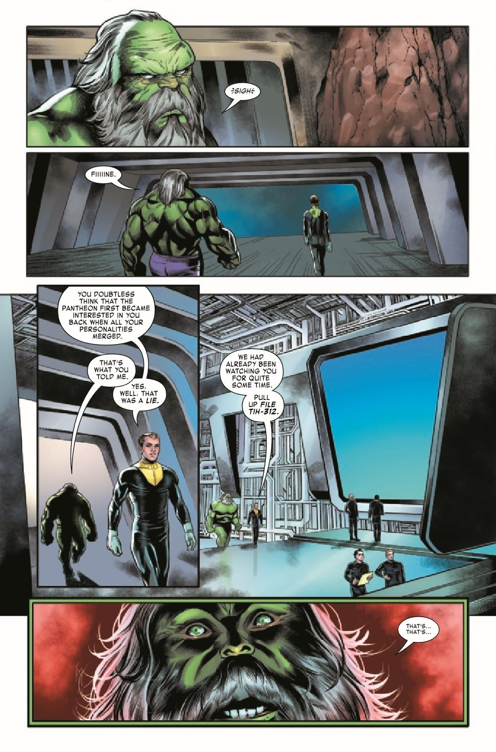 MAESTROWAP2021003_Preview-6 ComicList Previews: MAESTRO WAR AND PAX #3 (OF 5)