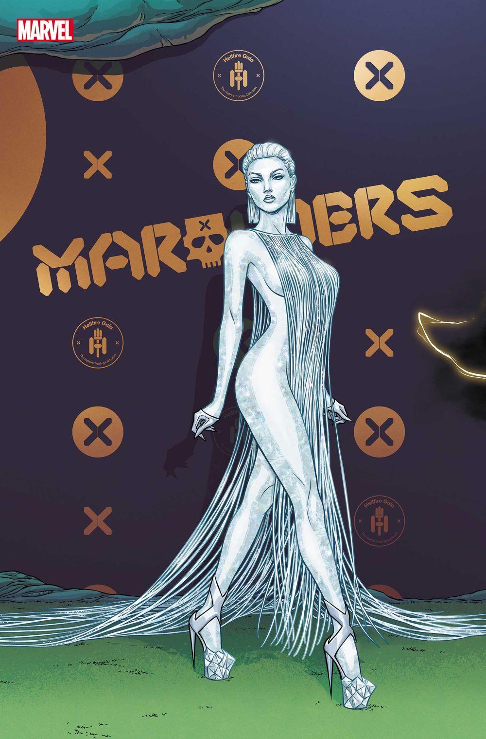 MARAUDERS2019021_HFG_connecting Marvel Comics June 2021 Solicitations