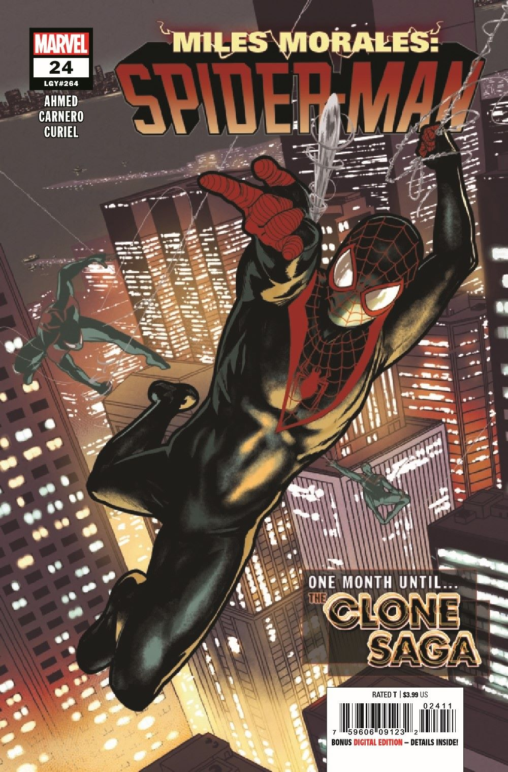 MMSM2018024_Preview-1 ComicList Previews: MILES MORALES SPIDER-MAN #24