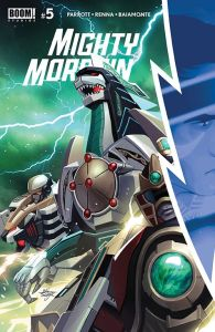 MightyMorphin_005_Cover_A_Main-195x300 ComicList Previews: MIGHTY MORPHIN #5