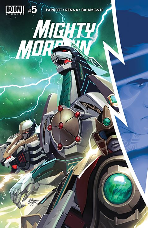 MightyMorphin_005_Cover_A_Main ComicList: BOOM! Studios New Releases for 03/10/2021