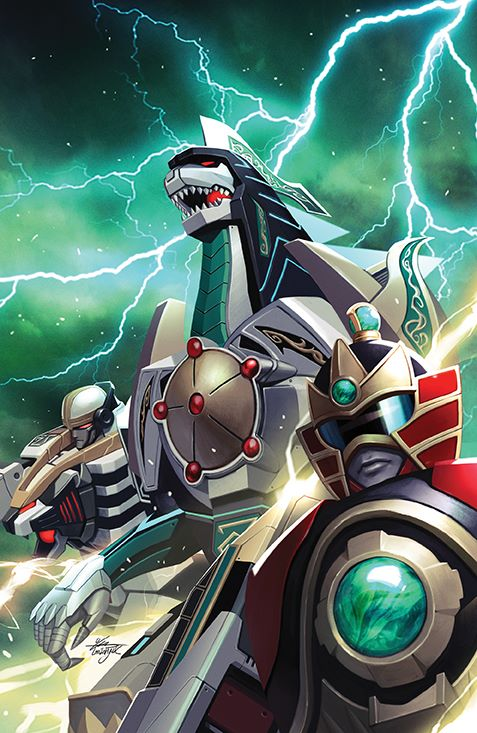 MightyMorphin_005_Cover_D_Variant ComicList Previews: MIGHTY MORPHIN #5