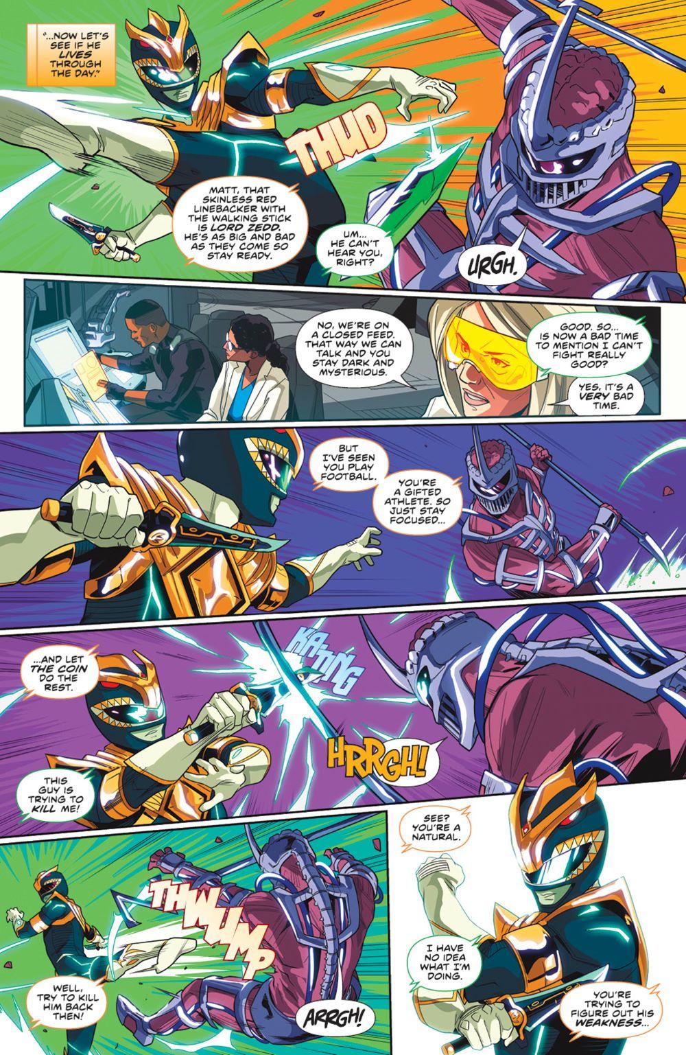 MightyMorphin_005_PRESS_7 ComicList Previews: MIGHTY MORPHIN #5