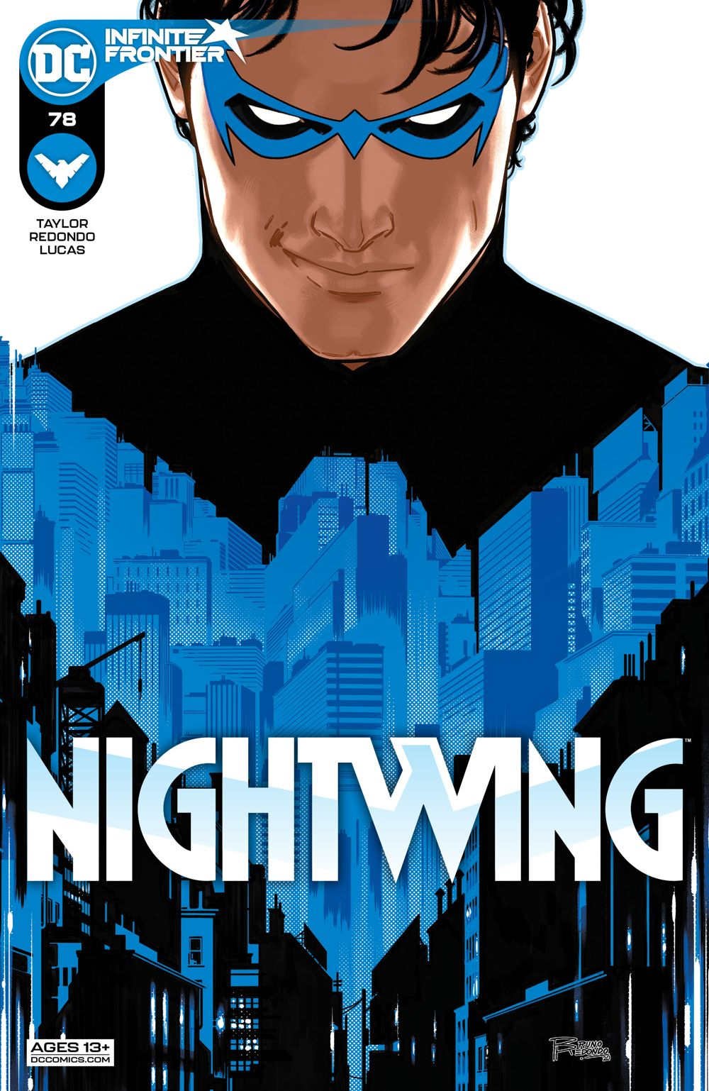 NTW_78-1_604ada434ebf23.55797947 First Look at DC Comics' NIGHTWING #78
