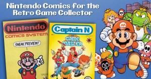 Nintendo-300x157 Nintendo Comics for the Retro Game Collector