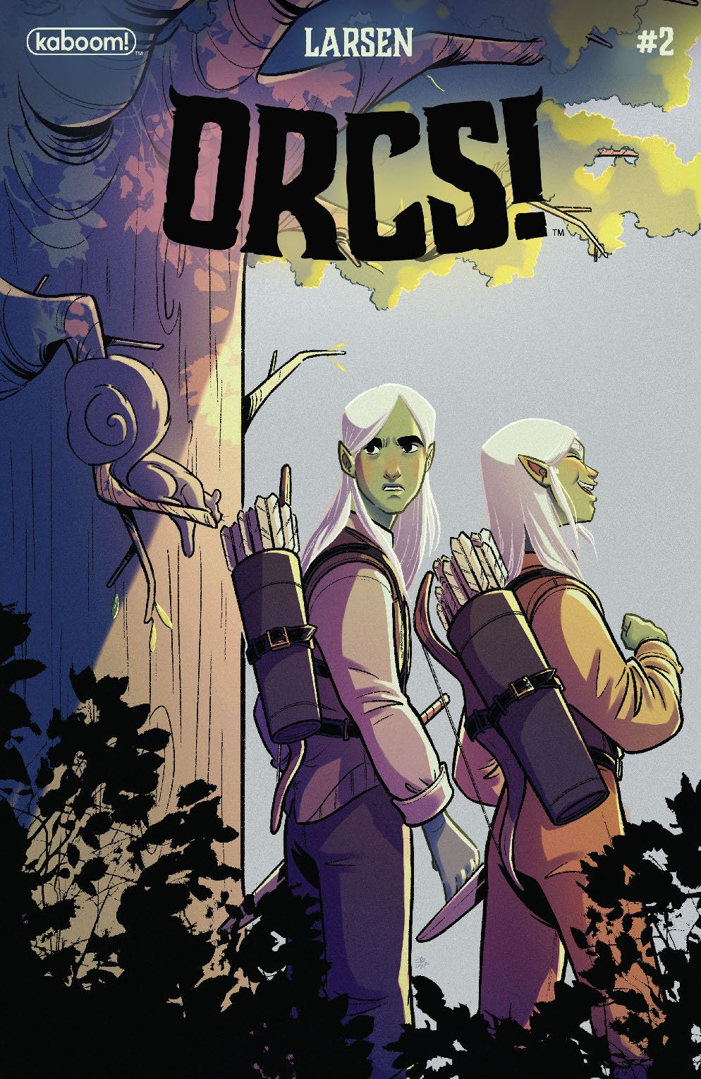 Orcs_002_Cover_B_Variant ComicList Previews: ORCS #2 (OF 5)