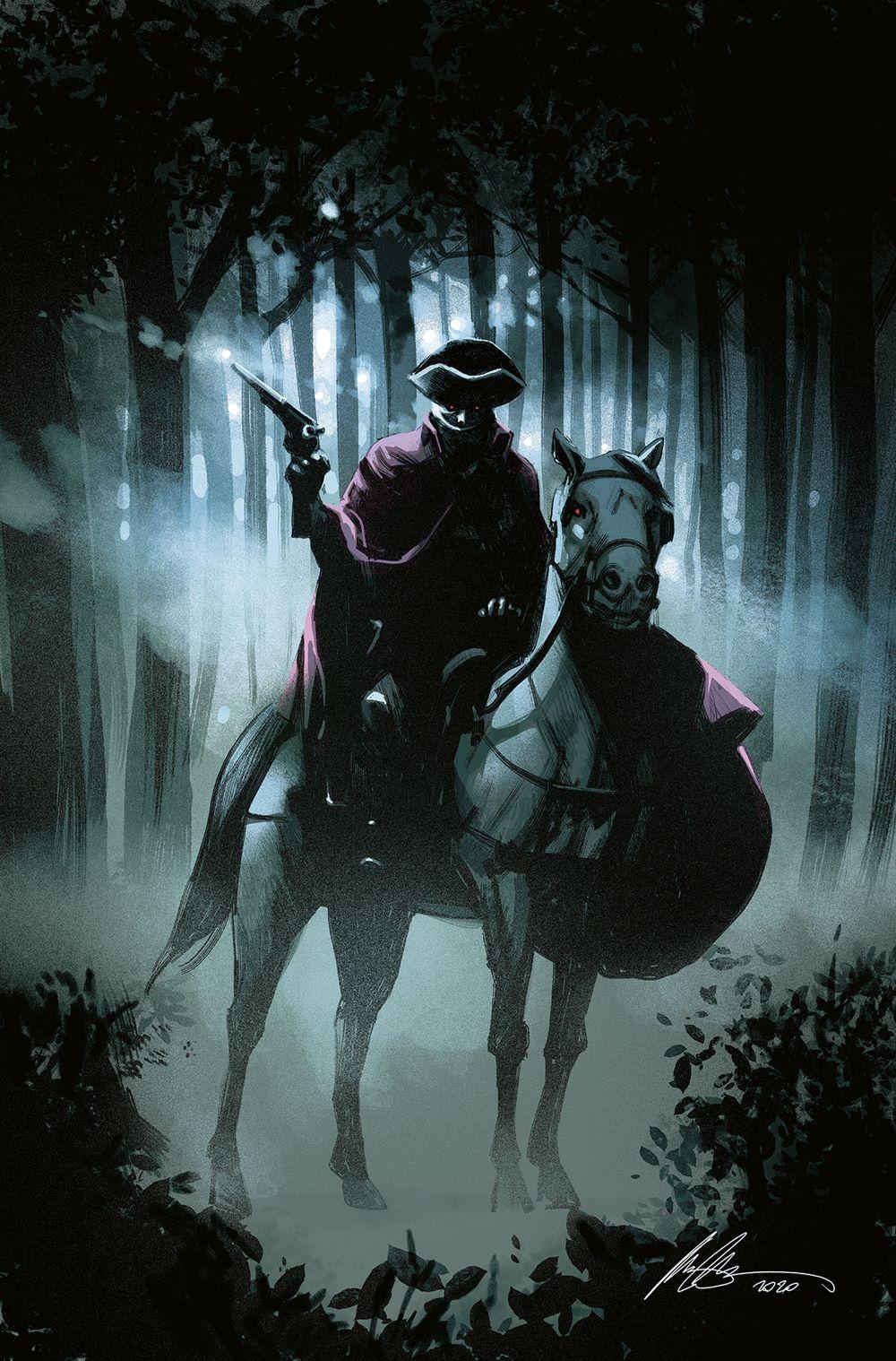 PARA_i1_FC_VARIANT_FNL Dark Horse Comics June 2021 Solicitations