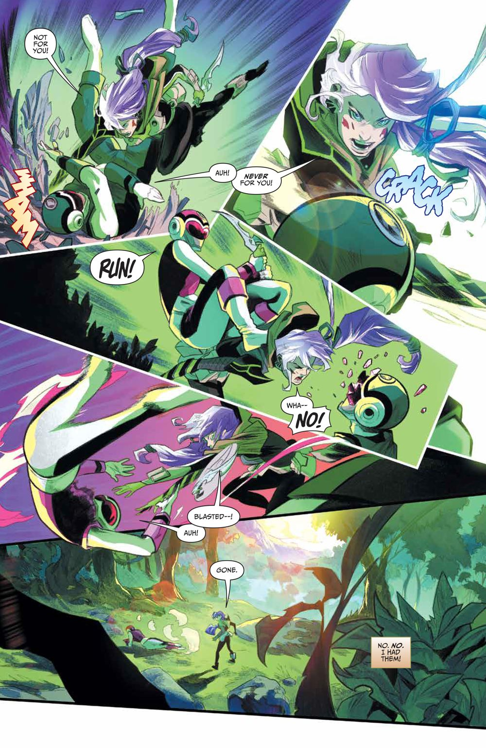 PR_Unlimited_HeirDarkness_001_PRESS_6 ComicList Previews: POWER RANGERS UNLIMITED HEIR TO THE DARKNESS #1