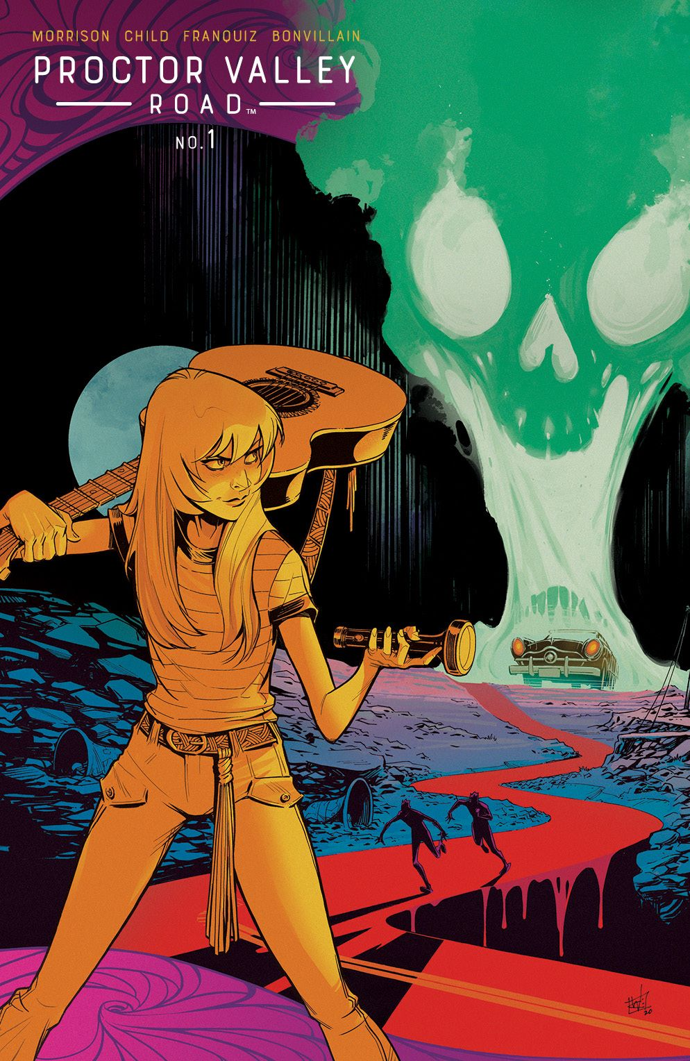 ProctorValleyRoad_001_Cover_B_Variant ComicList: BOOM! Studios New Releases for 03/10/2021