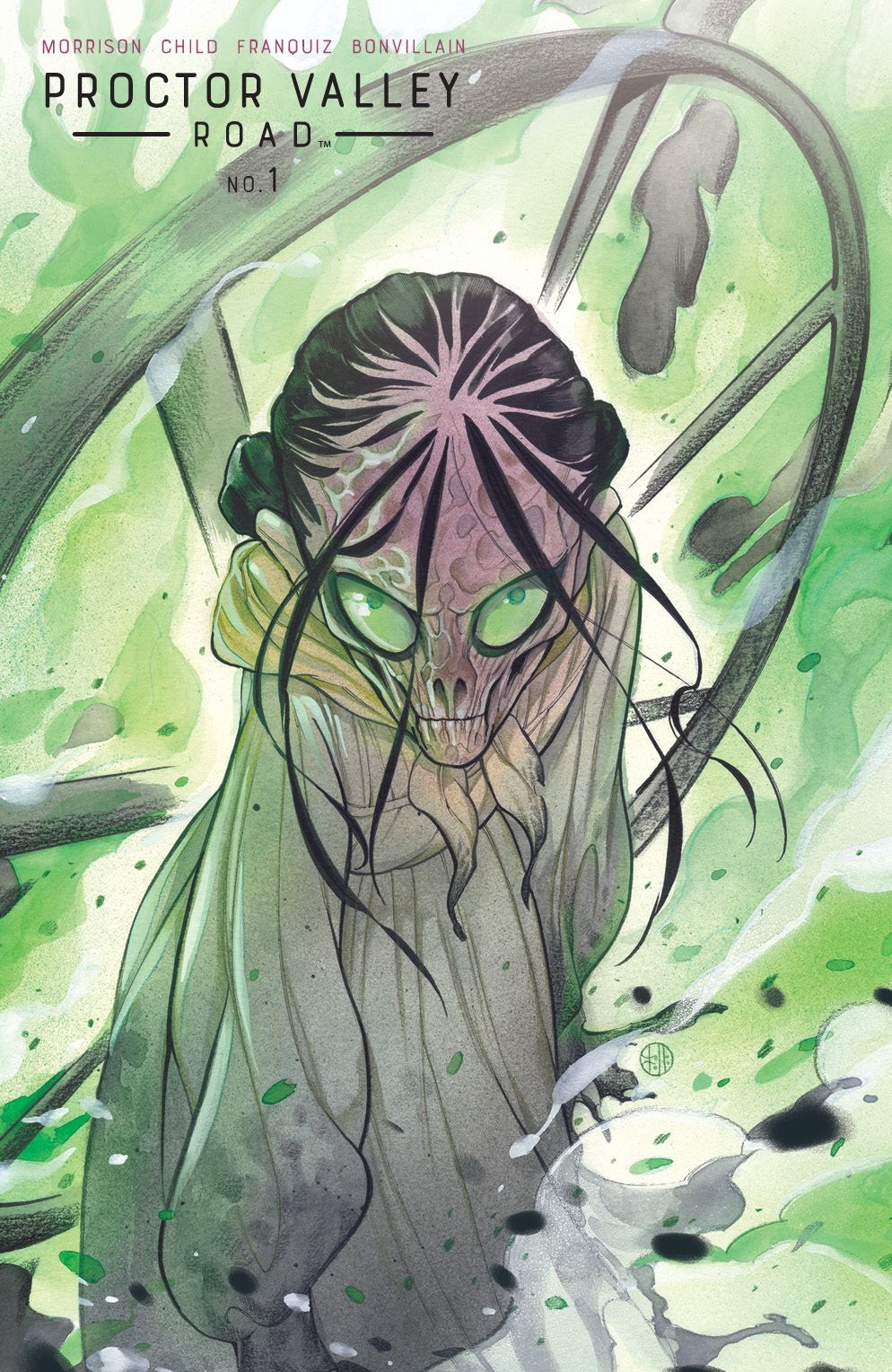 ProctorValleyRoad_001_Cover_D_Variant ComicList: BOOM! Studios New Releases for 03/10/2021