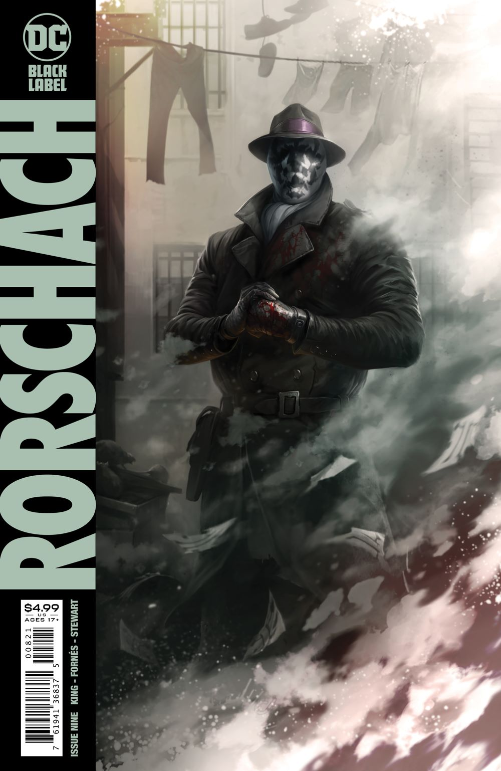 RORSCHACH_Cv9_var DC Comics June 2021 Solicitations