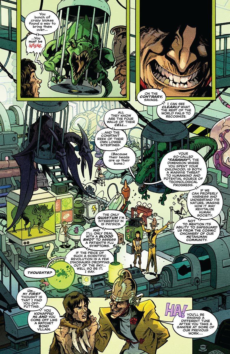 SAVAGE_2_PREVIEW_1 ComicList Previews: SAVAGE #2