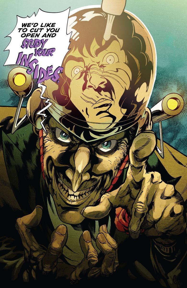 SAVAGE_2_PREVIEW_6 ComicList Previews: SAVAGE #2
