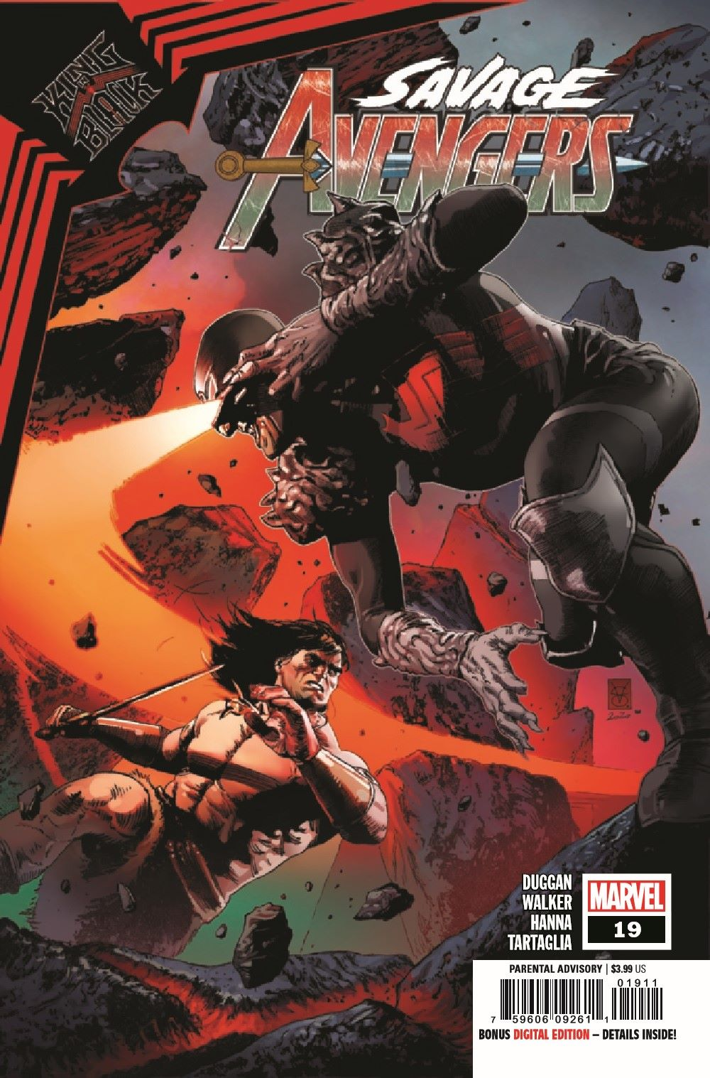 SAVAVEN2018019_Preview-1 ComicList Previews: SAVAGE AVENGERS #19