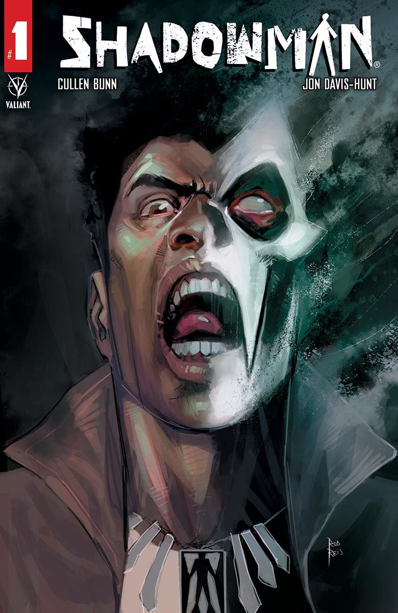 SHADOWMAN_01_COVER_B First Look at Valiant Entertainment's SHADOWMAN #1