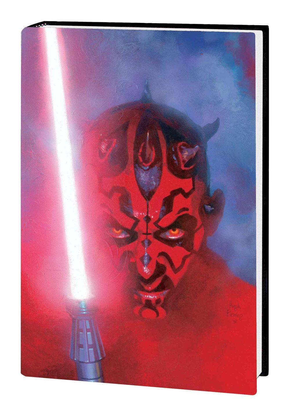 STAR_WARS_LED_ROTS_FLEMMING_HC Marvel Comics June 2021 Solicitations