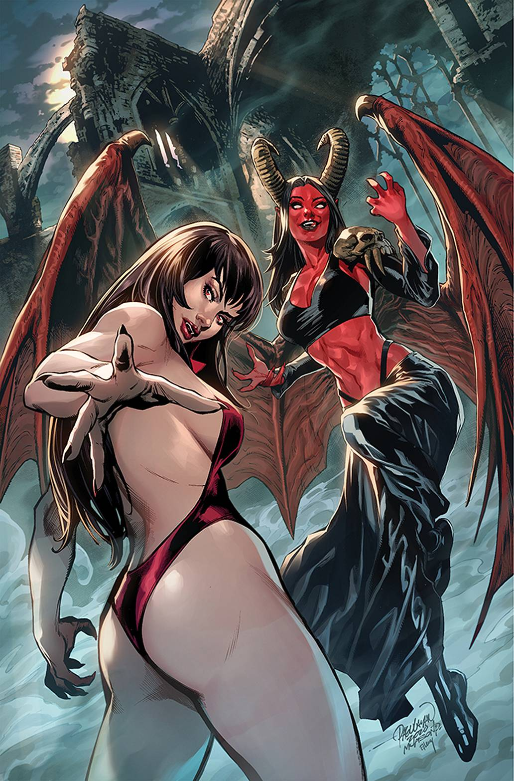 STL179958 ComicList: Dynamite Entertainment New Releases for 03/24/2021