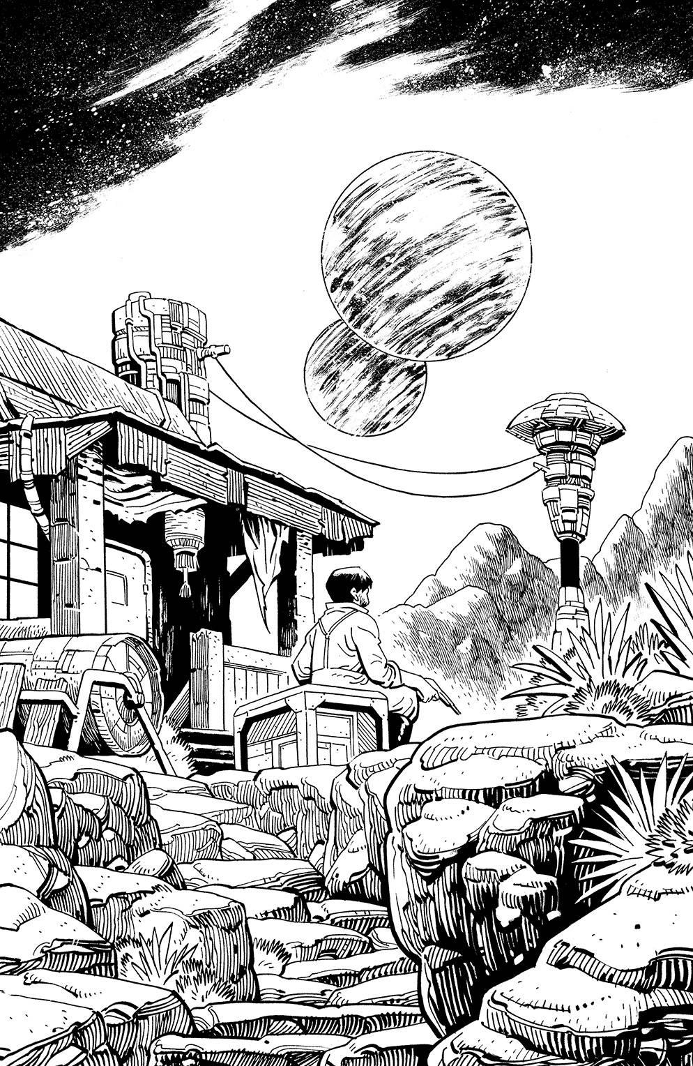 STL180023 ComicList: BOOM! Studios New Releases for 03/31/2021